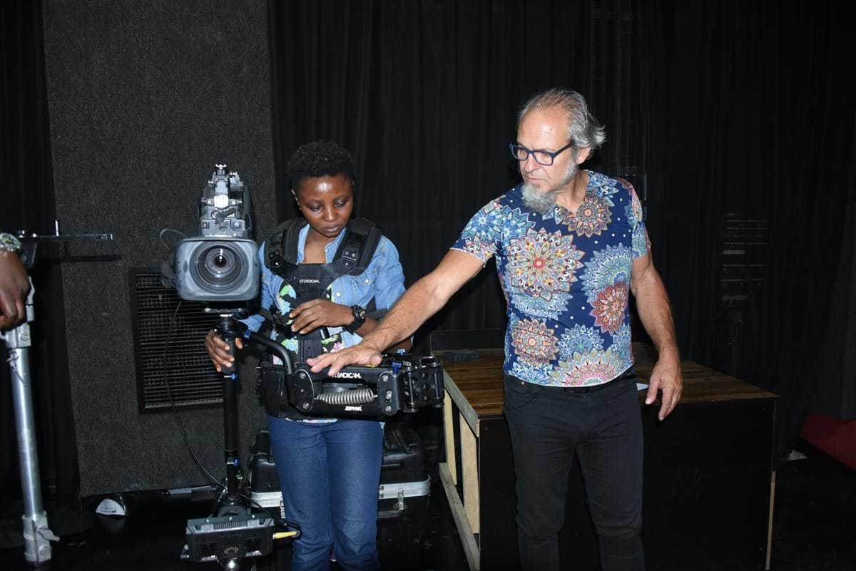 MultiChoice Talent Factory organises Steadicam Masterclass