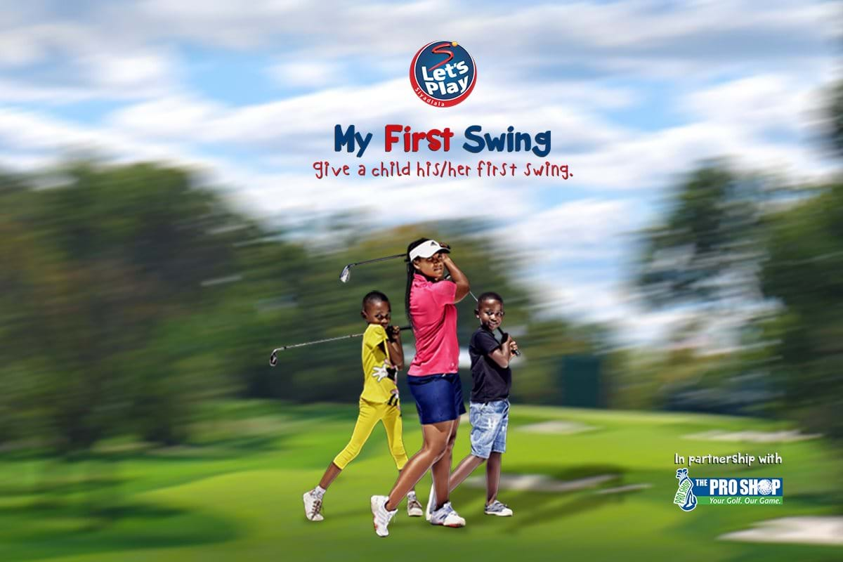 SuperSport Let's Play is launching My First Swing